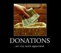 Donations - Bill White