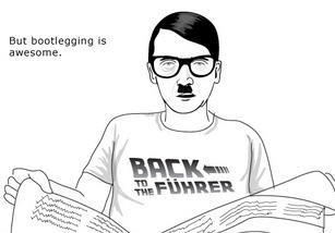 hipster hitler, bill white