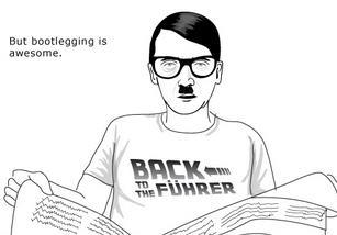 hipster hitler, bill white